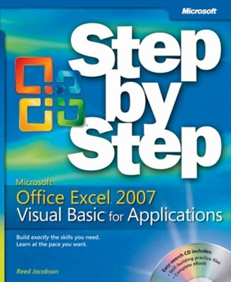 (ebook) Microsoft® Office Excel® 2007 Visual Basic® for Applications Step by Step