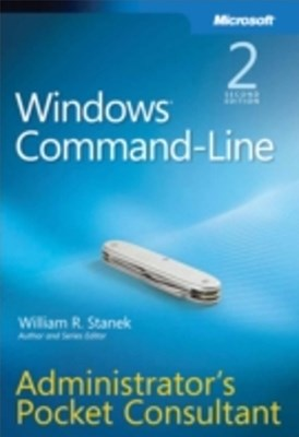 Windows(R) Command-Line Administrators Pocket Consultant