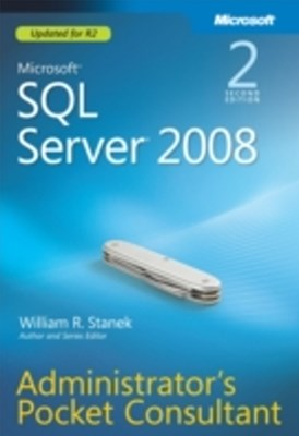 (ebook) Microsoft SQL Server 2008 Administrator's Pocket Consultant
