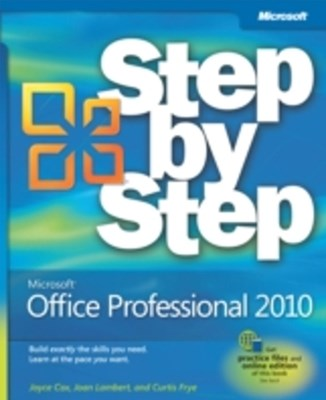 (ebook) Microsoft(R) Office Professional 2010 Step by Step