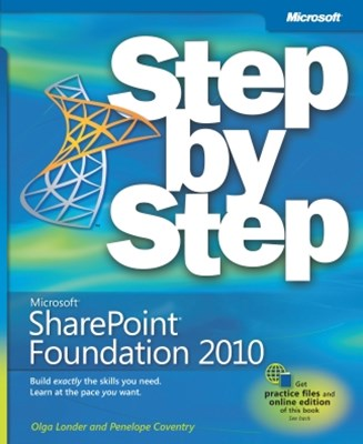 (ebook) Microsoft® SharePoint® Foundation 2010 Step by Step
