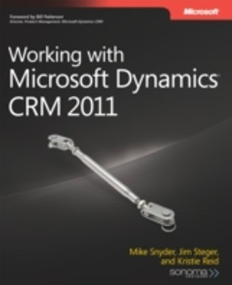 (ebook) Working with Microsoft Dynamics CRM 2011