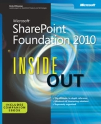 (ebook) Microsoft SharePoint Foundation 2010 Inside Out