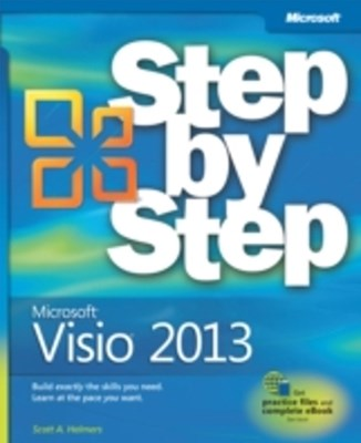 (ebook) Microsoft Visio 2013 Step By Step