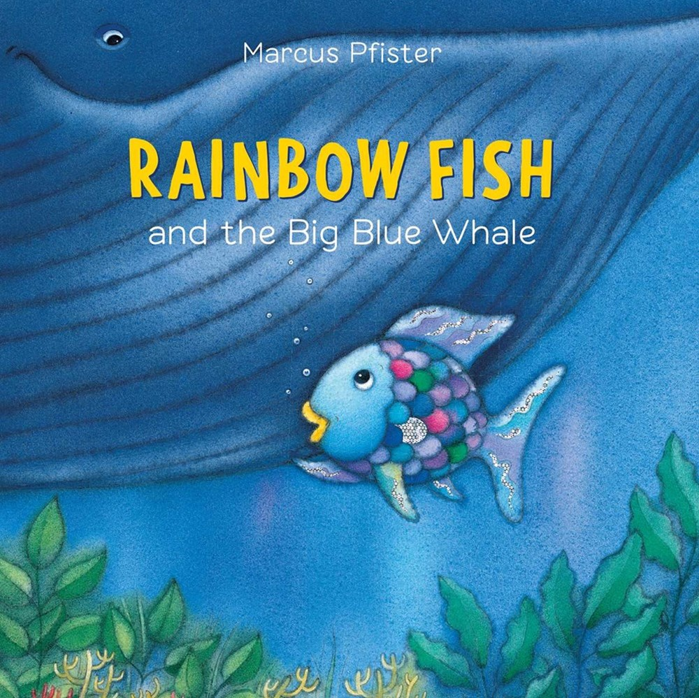 Rainbow Fish and the Big Blue Whale Small Edition