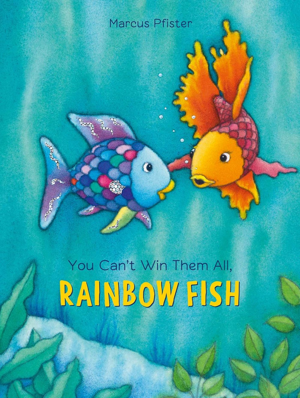 Rainbow Fish: You Can't Win Them All