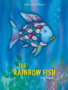 Rainbow Fish Big Book by MARCUS PFISTER, J. Alison James (9780735849907) - HardCover - Non-Fiction Animals