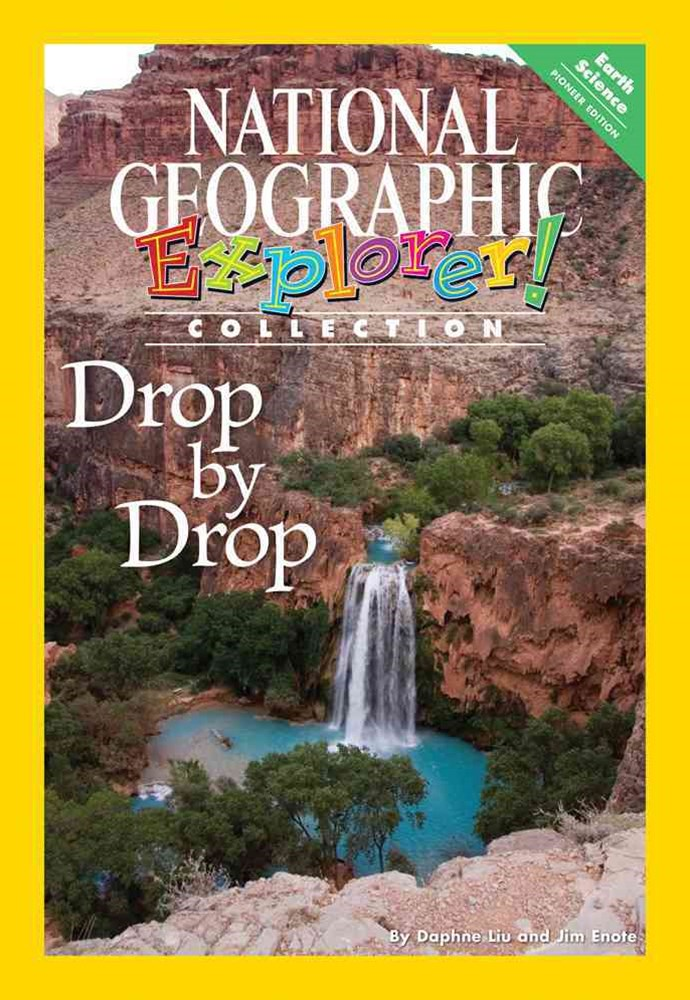Explorer Books (Pioneer Science: Earth Science): Drop By Drop
