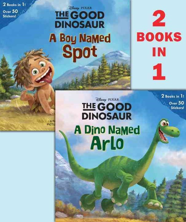 A Dino Named Arlo/a Boy Named Spot