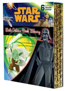 The Star Wars Little Golden Book Library (Star Wars) by Geof Smith, Courtney Carbone, Christopher Nicholas (9780736434706) - HardCover - Children's Fiction Intermediate (5-7)