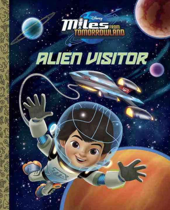 Miles from Tomorrowland (Disney Junior: Miles from Tomorrowland)