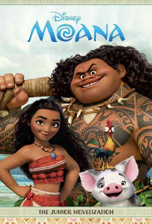 Moana Junior Novelization (Disney Moana)