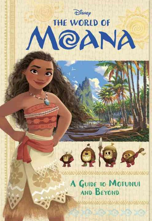 Moana Guide Book (Disney Moana)