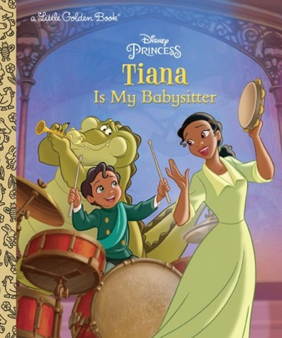 Tiana Is My Babysitter