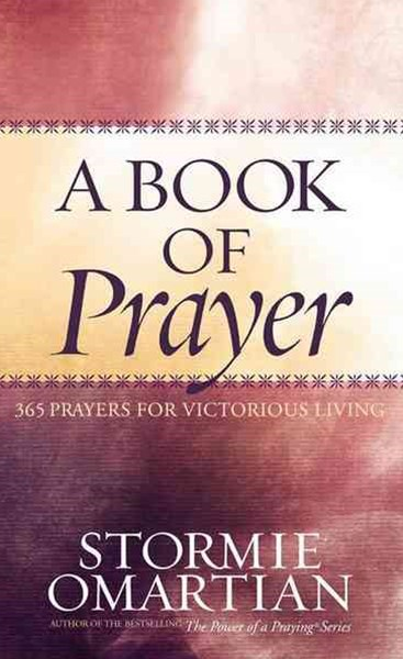 Book of Prayer