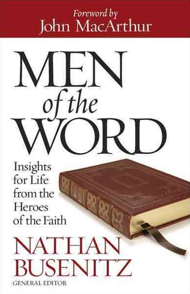 Men of the Word