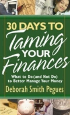 (ebook) 30 Days to Taming Your Finances