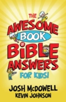 Awesome Book of Bible Answers for Kids