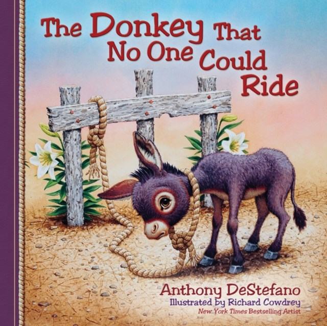 Donkey That No One Could Ride