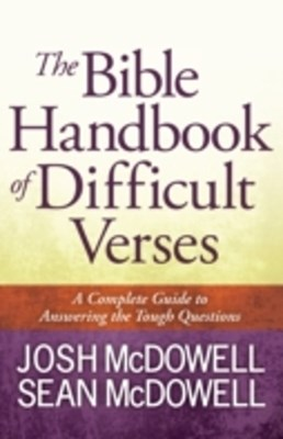 Bible Handbook of Difficult Verses