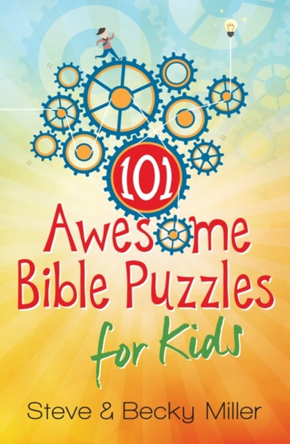 (ebook) 101 Awesome Bible Puzzles for Kids
