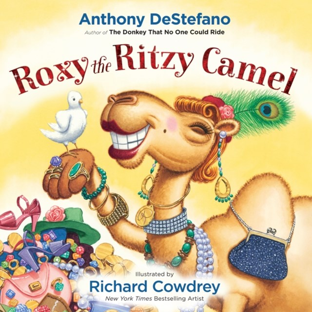 Roxy the Ritzy Camel