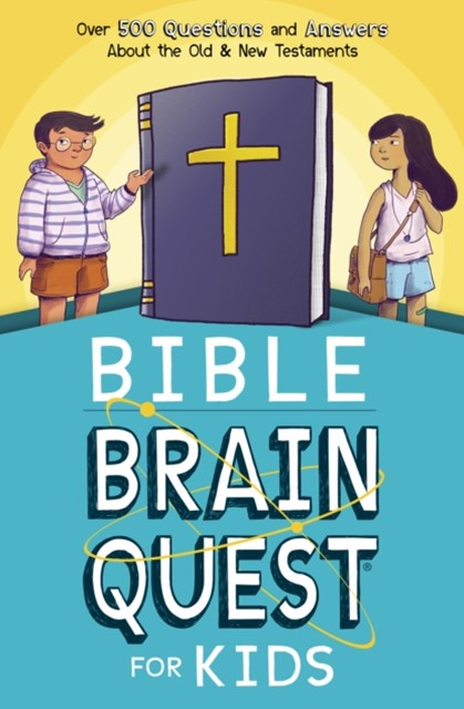 (ebook) Bible Brain Quest(R) for Kids