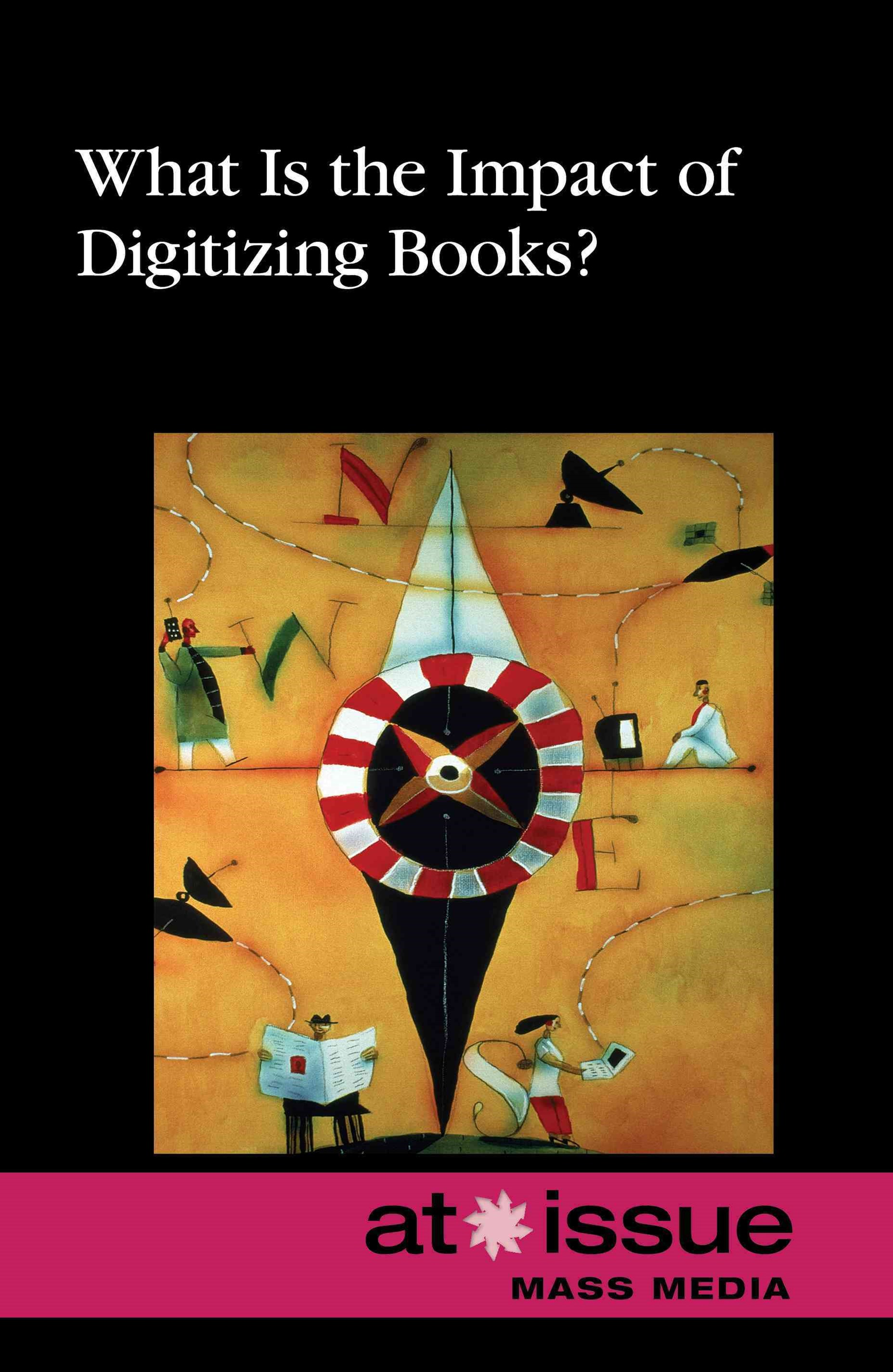 What Is the Impact of Digitizing Books?