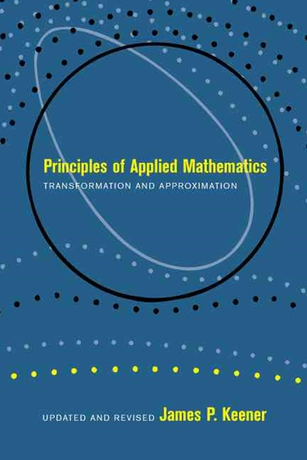 Principles Of Applied Mathematics