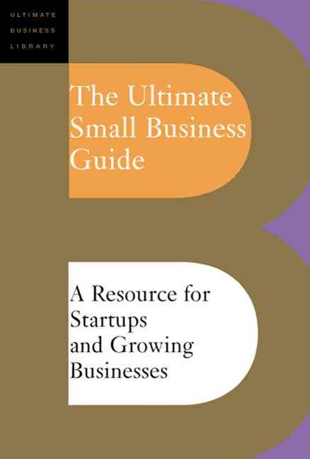 The Ultimate Small Business Guide