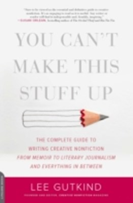(ebook) You Can't Make This Stuff Up
