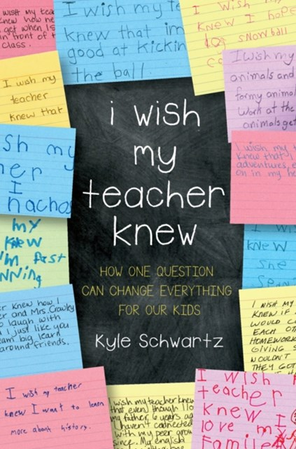 (ebook) I Wish My Teacher Knew