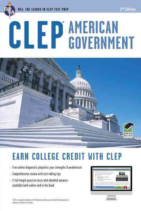CLEP-« American Government