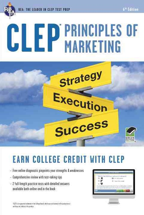 CLEP® Principles of Marketing