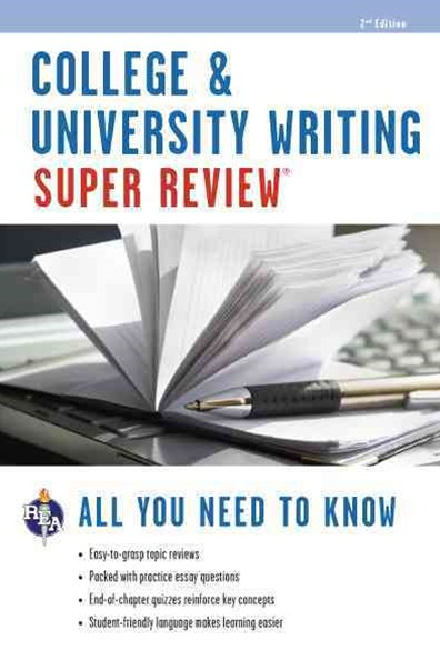 College & University Writing