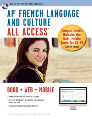 (ebook) AP® French Language & Culture All Access w/Audio