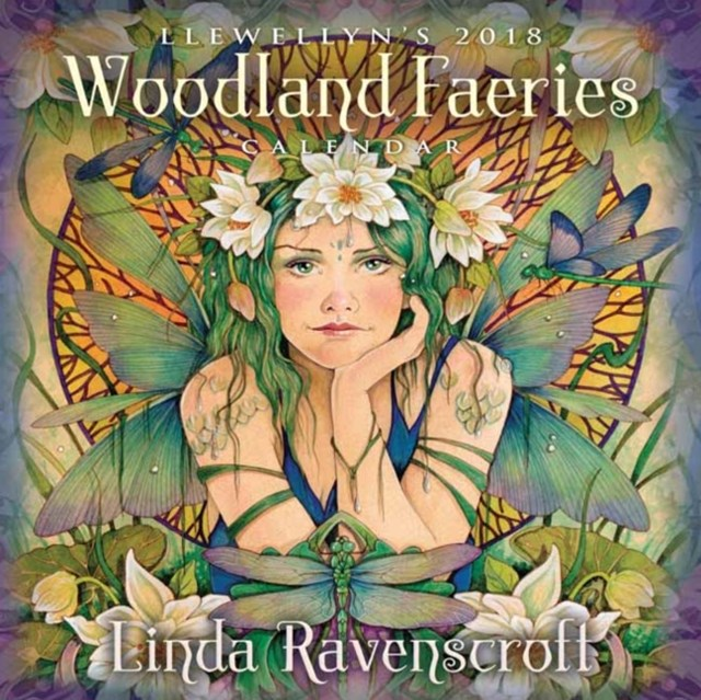 Woodland Faeries Calendar 2018