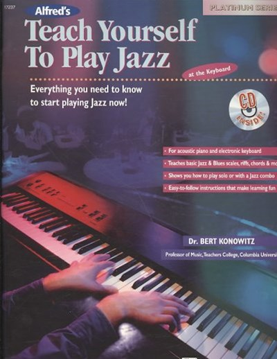 Teach Yourself to Play Jazz at the Keyboard