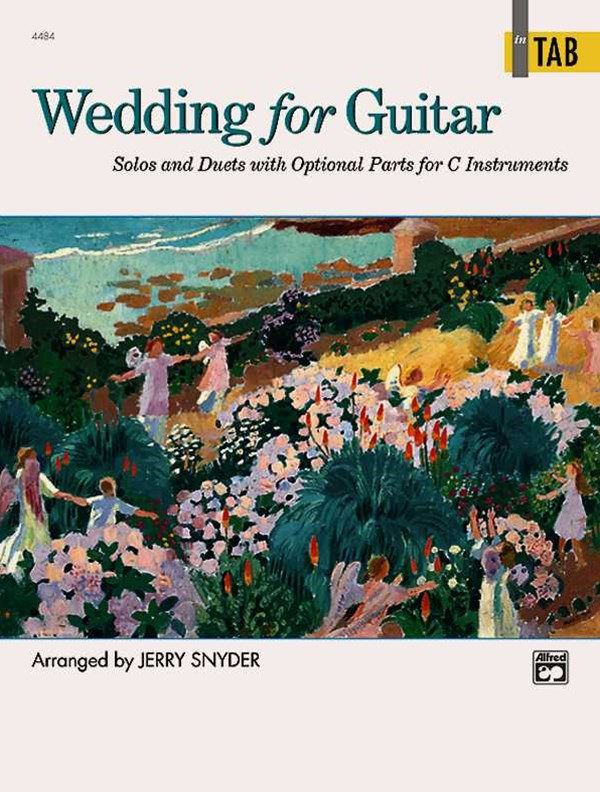 Wedding for Guitar in Tab