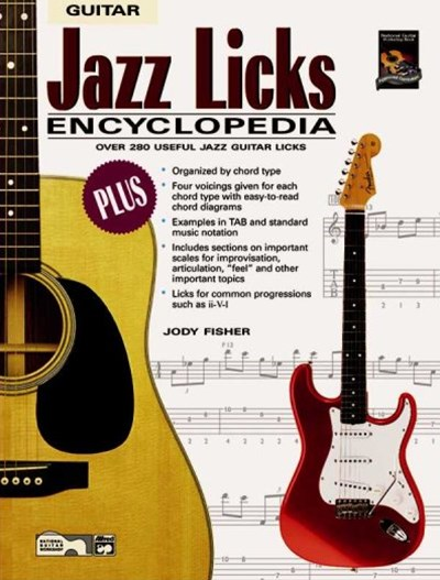 Jazz Licks Encyclopedia