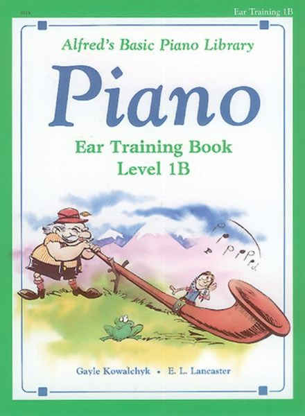 Alfred's Basic Piano Course Ear Training