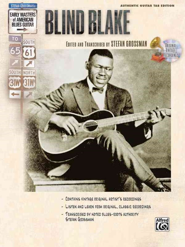 Stefan Grossman's Early Masters of American Blues Guitar