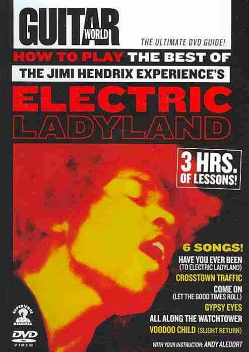 How to Play the Best of the Jimi Hendrix Experiences Electric Ladyland