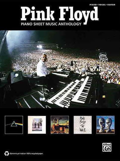 Pink Floyd - Piano Sheet Music Anthology
