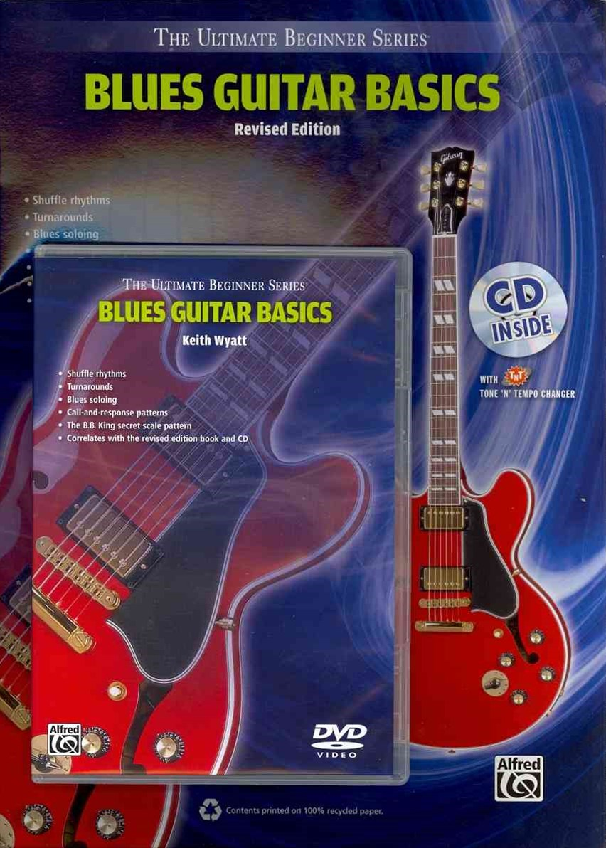 Ultimate Beginner Blues Guitar Basics Mega Pak