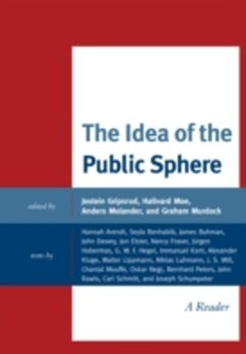 Idea of the Public Sphere