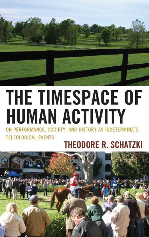 Timespace of Human Activity