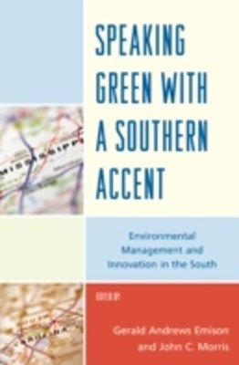 (ebook) Speaking Green with a Southern Accent