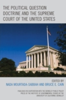 (ebook) Political Question Doctrine and the Supreme Court of the United States