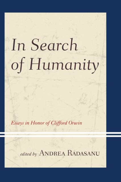 (ebook) In Search of Humanity